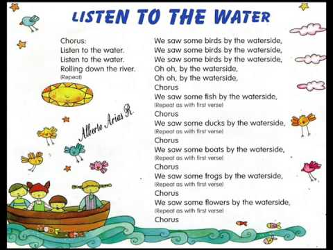 Listen to the Water (song)