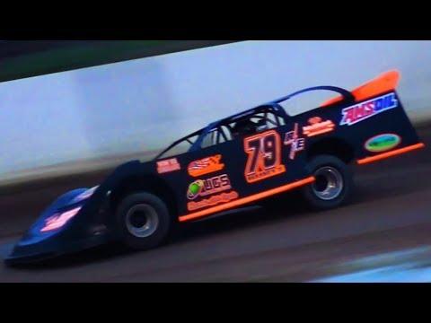 9-21-19 Late Model Heat 2 Oakshade Raceway