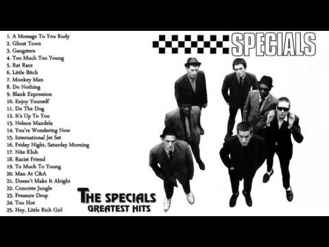 The Specials's Greatest Hits | The Very Best Of The Specials