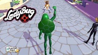 Miraculous Ladybug & Cat Noir | CARAPACE: DEFEAT VOLPINA!