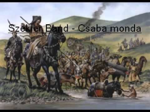 Szekler  - Csaba monda