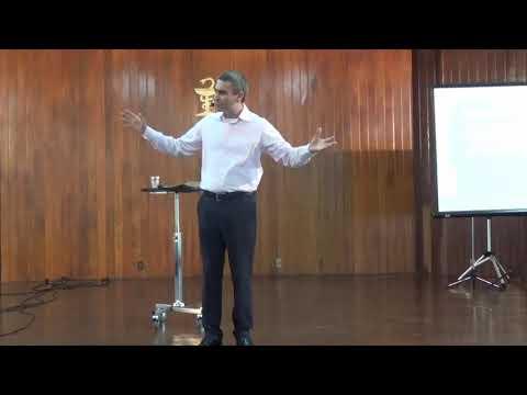 Sermón: Manteniendo Una Conducta Ejemplar/ Cristian Escobar Pastor IDC-Santa Cruz