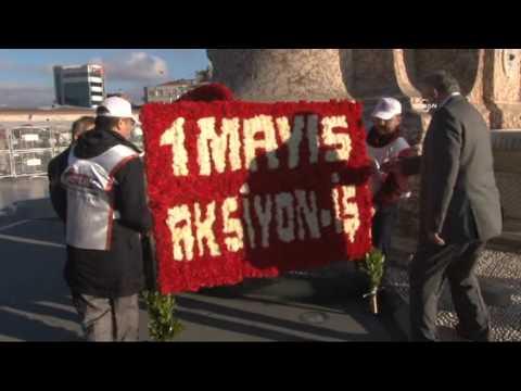 Aksiyon İş'ten 1 Mayıs kutlaması