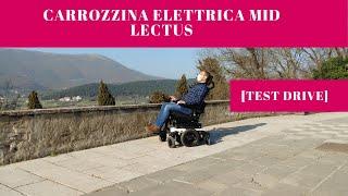 [TEST DRIVE] Carrozzina elettronica Karma Mid Lectus • disabiliabili.net