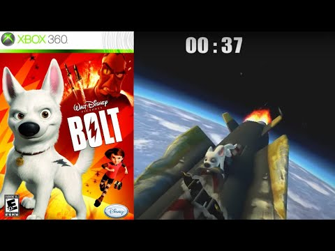 Bolt [09] Xbox 360 Longplay