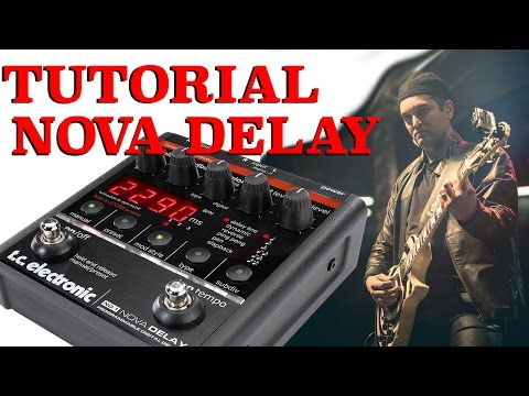 Tutorial: TC NOVA DELAY ND-1