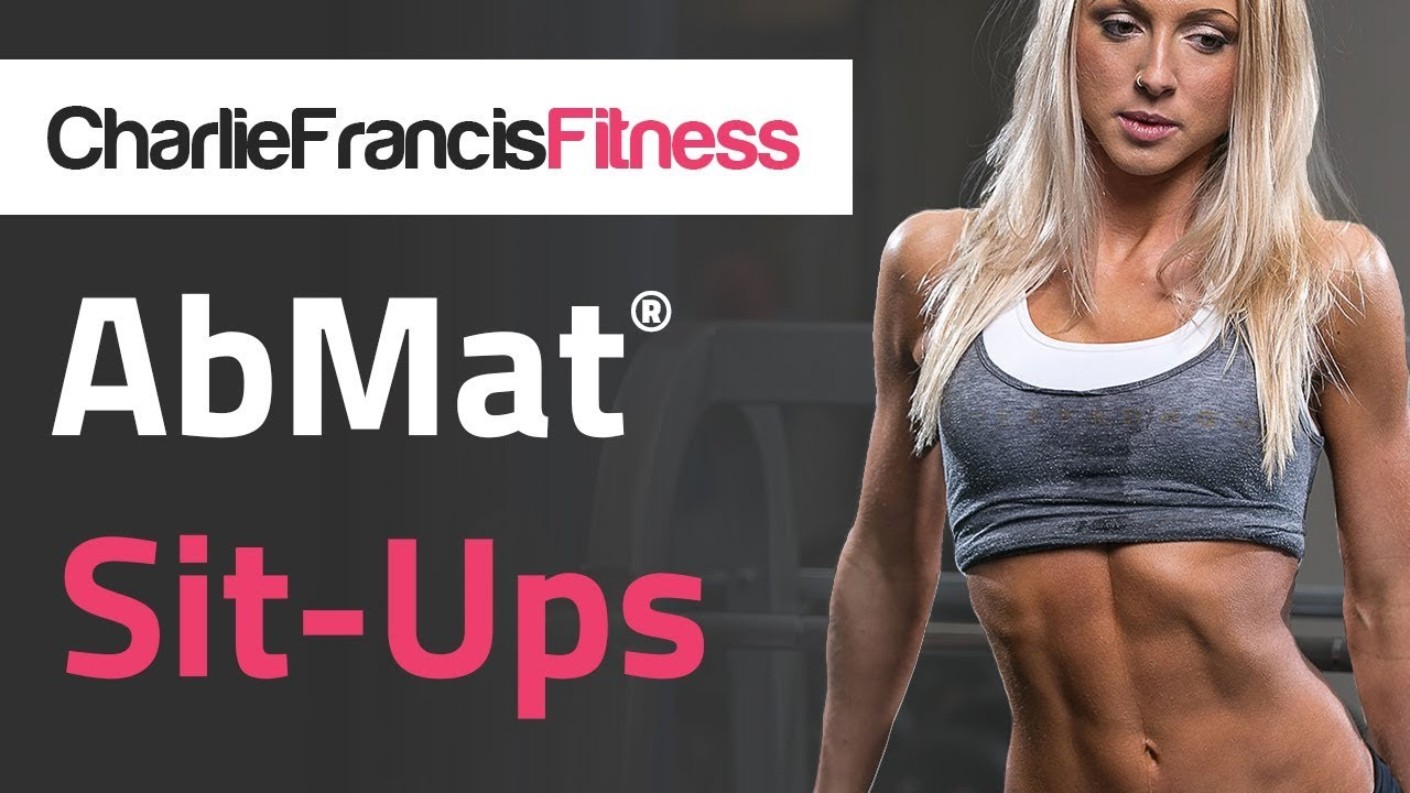 How To Do Abmat Sit Ups Part Of The Charlie Francis Fitness Plan