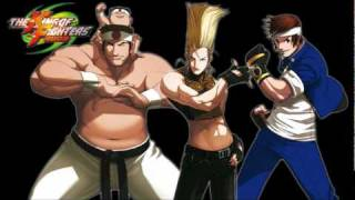 The King of Fighters 2003 - Joyrider (OST & AST)