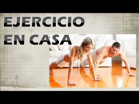 C mo ponerse en forma en casa qu tipo de ejercicios practicar youtube - Ponerse en forma en casa ...
