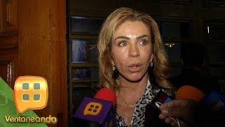 ¡Rocío Sánchez Azuara ACLARA que el padre de su hija nunca se hizo cargo de ella! | Ventaneando
