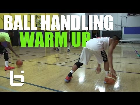 IN THE LAB - WARM UP DRILL