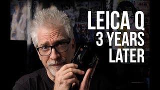 Компанія Leica Q 3 років потому: кращі мануальний об'єктив коли-небудь АФ; нове життя з новим додатком