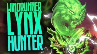 Spirit of the Lynx Hunter | Rise of Shadows | Hearthstone