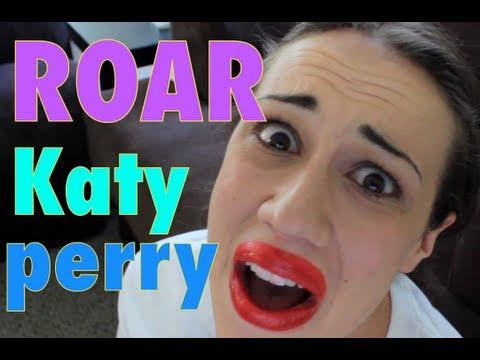 Katy Perry - ROAR - Music Video (Miranda Sings)