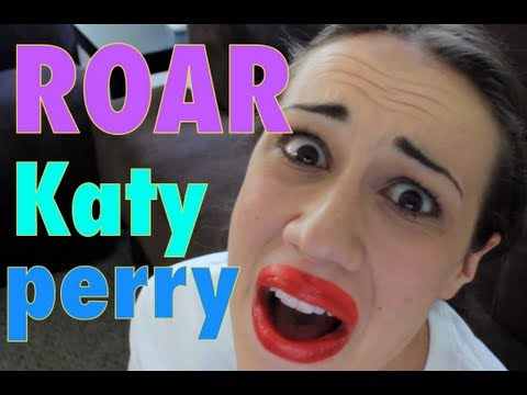 Katy Perry - ROAR - Music Video (Miranda Sings)