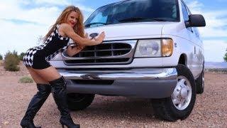 2000 Ford Econoline F350 Diesel -Test Drive - Viva Las Vegas Autos