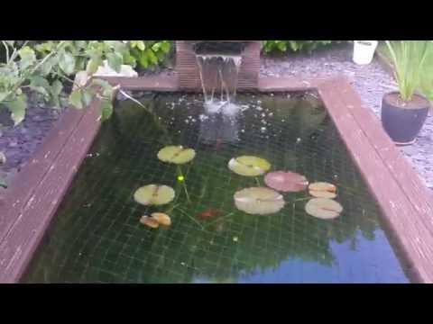 DIY Pond filter build - Pt. 1
