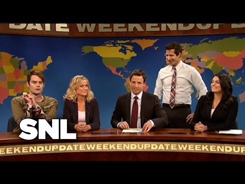 Download Youtube: Weekend Update: Stefon and Amy - Saturday Night Live