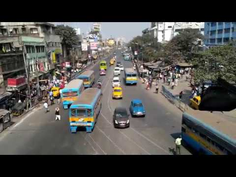 Kolkata (formerly Calcutta) City Tour Within 5 Minutes -City of Joy