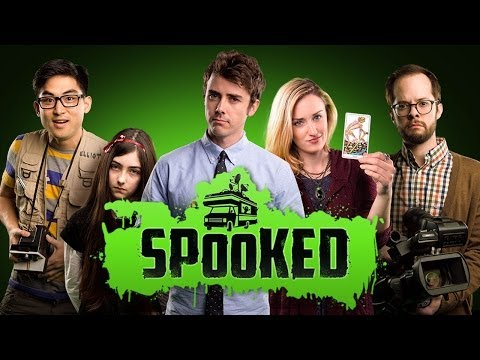 Spooked Trailer: A paranormal comedy