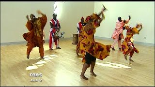 Kankouran National African Dance and Drum Conference and Concert | Holly Morris 10am