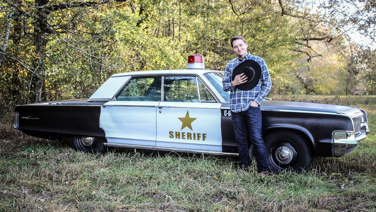 HOW I MADE MY OWN POLICE CAR ON A BUDGET!