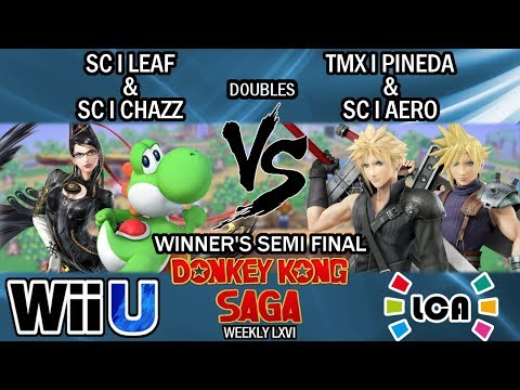 LCA Weekly 66 Dobles - Leaf/Chazz vs Pineda/Aero - [W] Semi Final