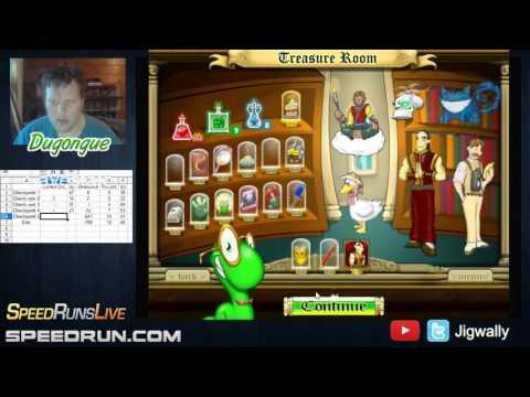 Bookworm Adventures: Volume 2 (PC) Arena Speedrun in 12:01 IGT