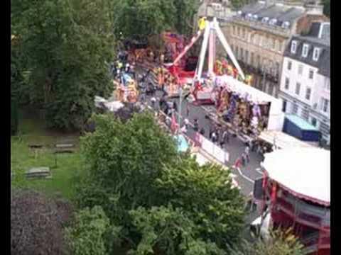 Oxford - St Giles Fair 2008