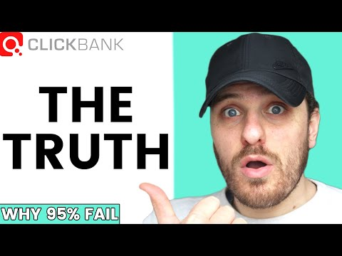 Complete Clickbank Strategy To Build A REAL Affiliate Marketing Business In 2020! (Why 95%+ Fail)