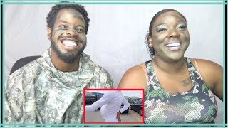 Nyyear PREGNANT FOR 24 HOURS WITH *TWINS* || COUPLES REACTIONS