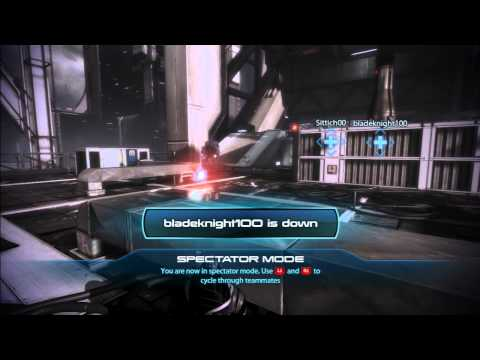 Mass Effect 3 PS3 Online Co-op 4 (Firebase Vancouver, Collector, Silver) Won