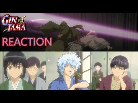 Gintama Benizakura Arc (Movie) Live Reaction: Gintoki, Katsura and Takasugi story arc
