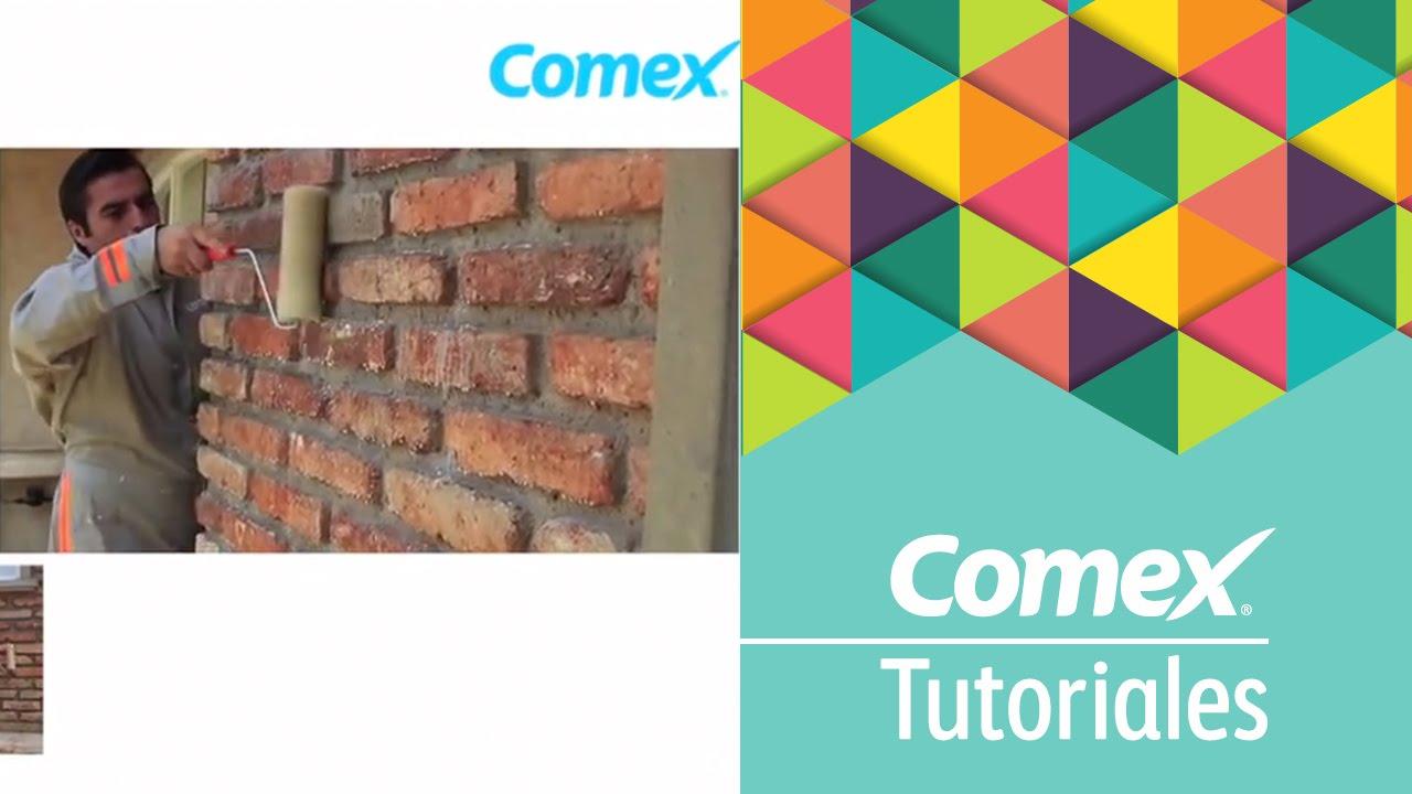 C mo impermeabilizar paredes exteriores de piedra o for Tipos de piedras para paredes exteriores