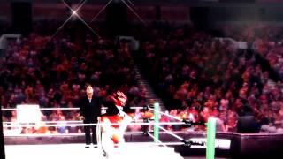 WWE'12 CAW Jushin Liger