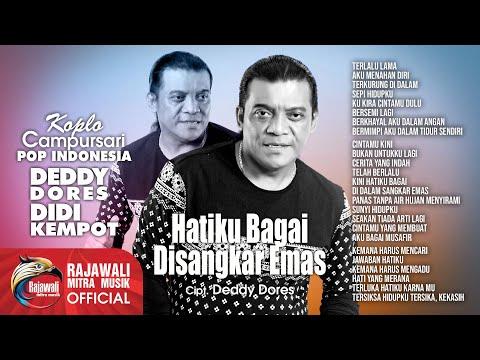 Didi Kempot - Hatiku Bagai Di Sangkar Emas - Official Music Video