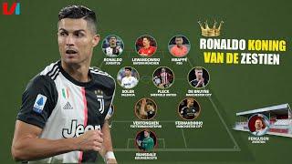Ronaldo's Honger Stilt Niet! 'Hij Is De Koning Van Het Zestienmetergebied'