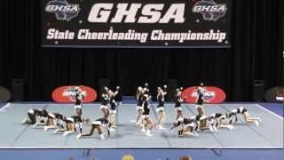 2012 GHSA State Competition - Houston County