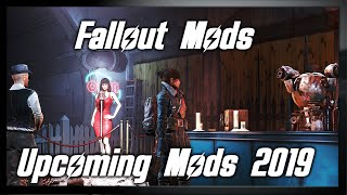 Fallout Mods on Xbox One & PC ● Upcoming Mods 2019 ● [Channel Trailer]
