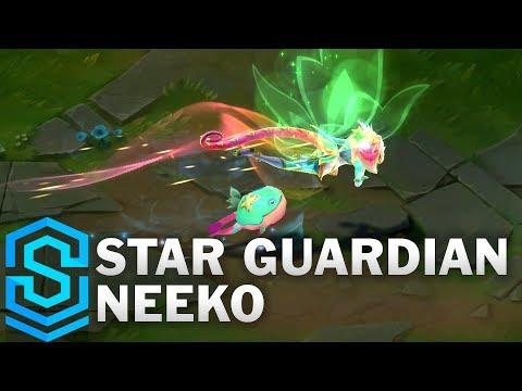 Star Guardian Neeko Skin Spotlight - League of Legends