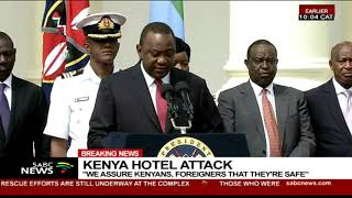Kenya hotel attack  |