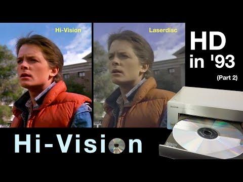 HD Laserdisc