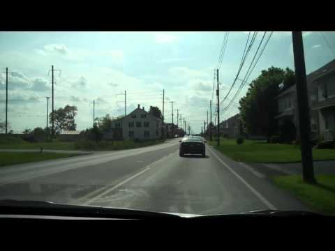 Driving In lancaster Pennsylvania
