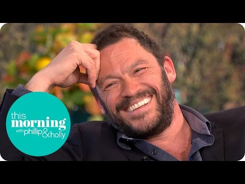 Dominic West On Working With Save The Children In Syria | This Morning