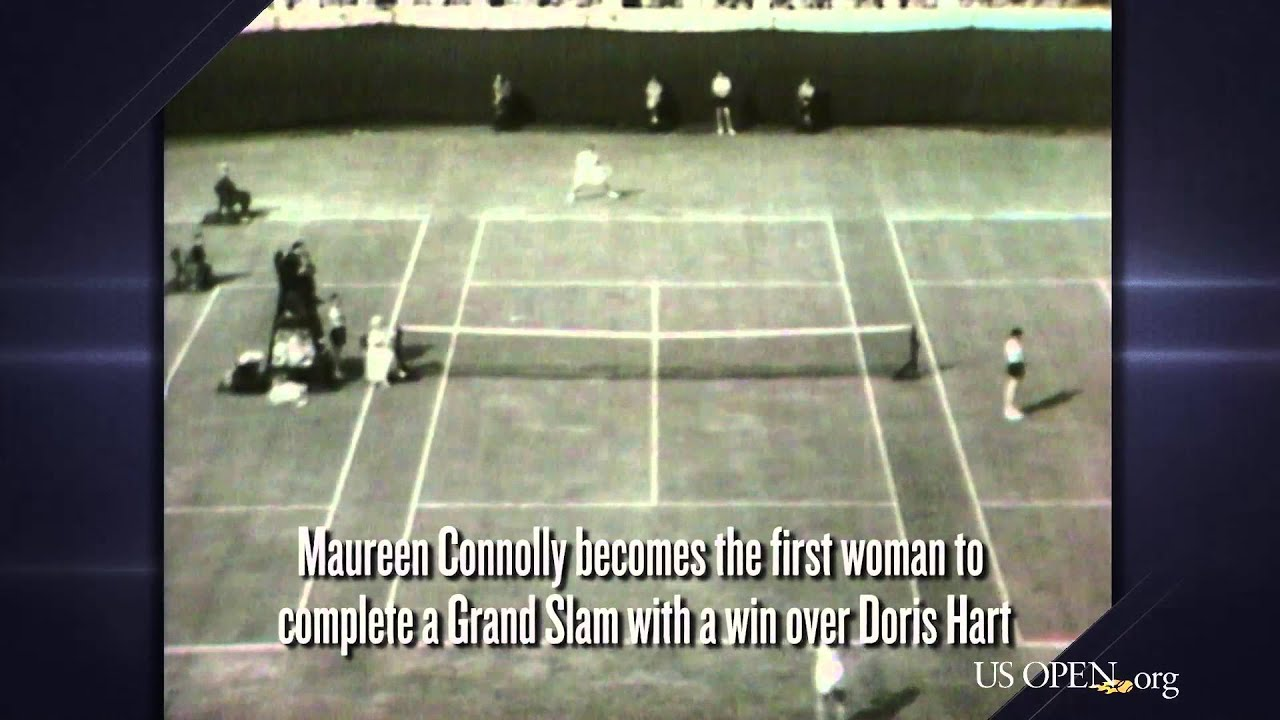 Today in US Open History Big Moment for Maureen Connolly