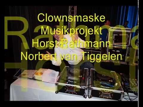 Deutscher Schlager 2016   Clownsmaske  - Horst Rathmann Norbert Van Tiggelen