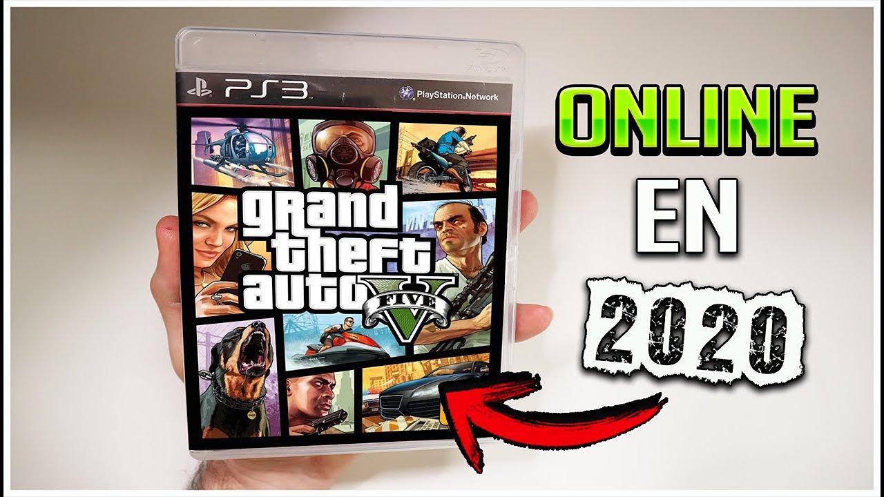 Acceder a GTA V ONLINE en 2020 sin morir en el intento (PS3)