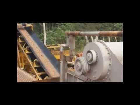 CAMEROON DIAMOND 카메룬 다이아몬드 플랜트CNK MINING
