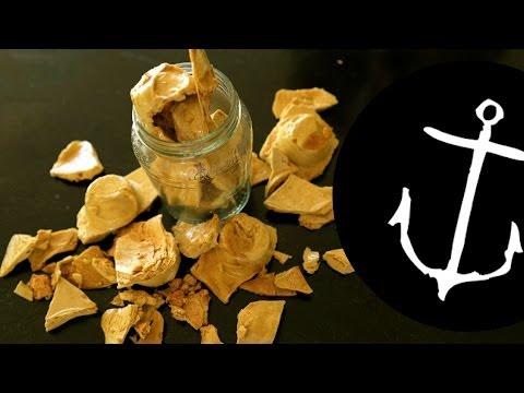 How to make Homemade Honeycomb Bondi Harvest
