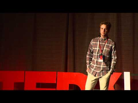 Focus is a muscle: Connor O'Leary at TEDxUIUC